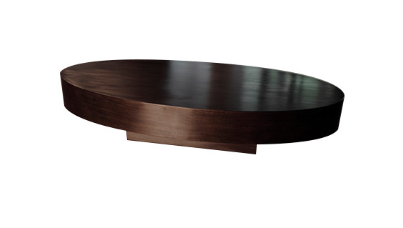 Coffee table Ovale